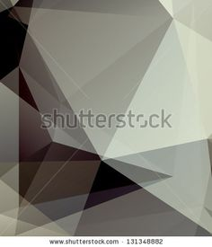 vector geometric background... on Shutterstock