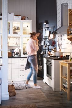 ikea-everyday:  It's not the size of the kitchen, it's how you use it.  Featured Products  FINTORP HITTARP