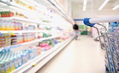 According to a new study by the Food Packaging Forum, 175 chemicals with known hazardous properties are legally used in the production of food contact packaging in Europe and the U.S. http://www.dreamstime.com/royalty-free-stock-image-supermarket-image10346686
