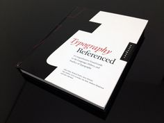 "featured on ""typography, referenced"" book"