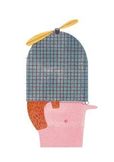 Barbara Dziadosz on Behance More Than A Feeling, Vector Portrait, Herschel Heritage Backpack, Food Illustrations, Beach House Decor, Illustrators, My Design, Character Design, Behance