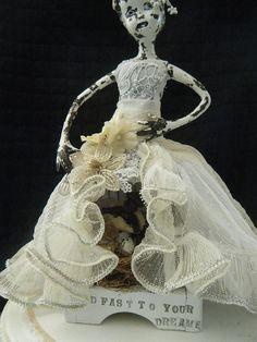Bird Cage doll