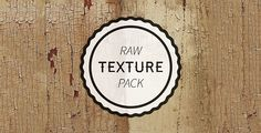Raw Texture Pack