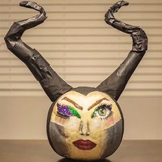 @yates_danielle this Maleficent #beautygourd is wicked gorgeous!!!