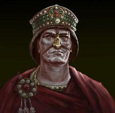 Justiniane II by Simulyaton.deviantart.com on @DeviantArt