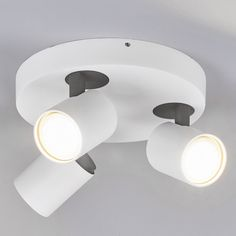 Plafonnier LED rectangulaire Pieter  4 lampes LAMPENWELT prix