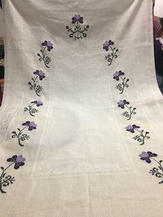 Cross Stitch Embroidery, Cross Stitch Designs, Dots