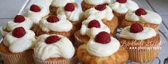 Schwedische Vanille-Cupcakes (Svensk Vanilij-Cupcakes) - Eine Versuchung