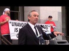 Robert F. Kennedy, JR speaks out against SB 277, forced vaccines 1of 2 - YouTube