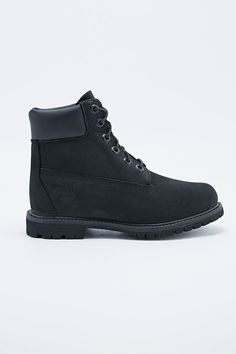 "Timberland - Bottines noires Premium 6"" - Urban Outfitters"