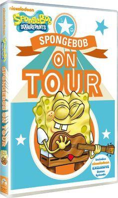 Bob Esponja se va de gira. Agost 2014