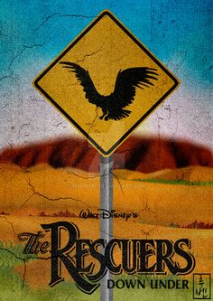 Disney Classics 29 The Rescuers Down Under by Hyung86 on DeviantArt