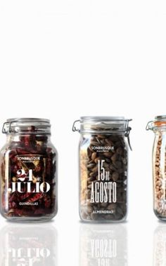 Son Brusque Jar Food Packaging Jar Packaging, Product Packaging, Brand Packaging, Packaging Design, Food Branding, Restaurant Branding, Jar Design, Food Presentation, Olive Oil