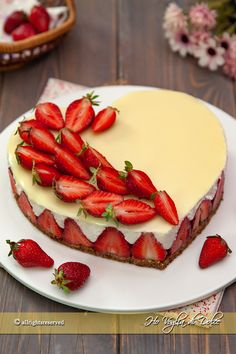 Jello Desserts, Delicious Desserts, Dessert Recipes, Yummy Food, Chess Cake, Raspberry Coffee Cakes, Valentines Day Cakes, Superfood Recipes, Food Plating