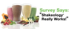 The results are in and people are talking about Shakeology! - I love this stuff it's helped me SO MUCH with weight lose and cravings truly a life saver.