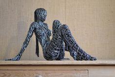 Você não vai acreditar como são feitas essas esculturas!!!