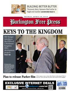 Today's Free Press www.burlingtonfreepress.com
