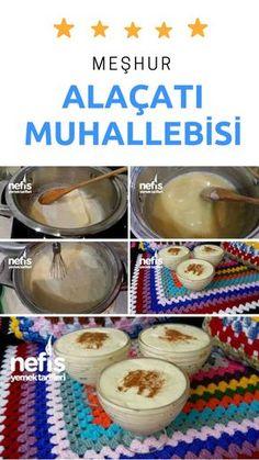Meşhur Alaçatı Muhallebisi - Nefis Yemek Tarifleri