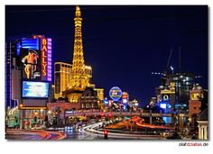 ... Las Vegas ...: Photo by Photographer Olaf Dziallas