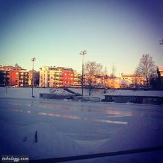 Mikkeli, Finland (near city center)