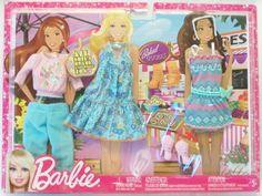 Barbie FASHIONISTAS Baked Goods Fashions Set NEW! #Mattel