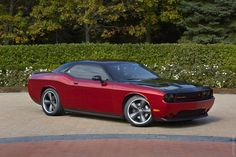 2014 Dodge Challenger Scat Package