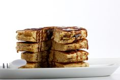 """Scratch Pancakes from food writer Nevin Martell, co-author of """"The Founding Farmers Cookbook""""  