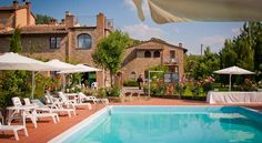 Casa Vacanze Santa Maria Montaione Santa Maria is a family-run hotel spread over 2 Tuscan country houses. It offers fully equipped apartments in a quiet village surrounded by the countryside at 50 km from Florence.
