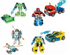 Promotion Deformation Rescue Bots Action Figures Toys Bumblebee/Optimus/Bulldozer/Heliocpter Robots Gift for Boys #clothing,#shoes,#jewelry,#women,#men,#hats,#watches,#belts,#fashion,#style
