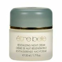 Etre Belle Revitalizing Night Cream, Dry and Sensitive skin, 50ml by être belle. $54.38. The cream contains very valuable, natural active substances such as germ extracts and plant oils.. This rich nourishing night cream stimulates and vitalizes the pretentious skin, diminishes its stressed feeling and keep it pliant.. For dry and sensitive skin.. The Revitalizing Nigh Cream is part of the Mild Care Series manufactured by être belle. être belle is based in Germany and...