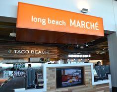 Taco Beach, Long Beach Airport