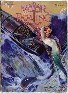 Motor Boating | February 1916