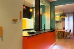 nice Salle à manger - Derrière la table de salle à manger dans Un appartement très couture . Idée... Check more at https://listspirit.com/salle-a-manger-derriere-la-table-de-salle-a-manger-dans-un-appartement-tres-couture-idee/