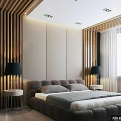 Locate extra information pertaining to bedroom furniture design Room Design Bedroom, Bedroom False Ceiling Design, Hotel Room Design, Master Bedroom Interior, Modern Master Bedroom, Bedroom Furniture Design, Bedroom Decor, Bedroom Designs, Staging Furniture