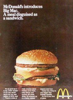 McDonald's introduces the Big Mac