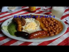 this is bandeja paisa from antioquia colombia  is one of the most representative dishes of Colombians  also know as ¨bandeja de arriero¨  Antiochian typical cuisine, corresponding to the current Antioquia, viejo caldeas or eje caferero (Caldas, Quindio and Risaralda), northern part of Valle del Cauca and Tolima in Colombia north.