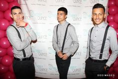 Chambelanes Outfits