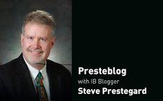 Steve Prestegard with Presteblog