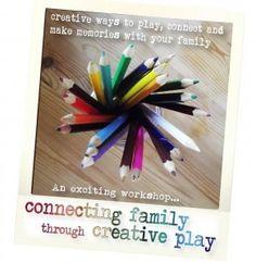 creative play workshop