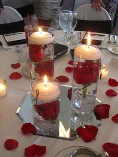 Romantic Surprise For Her Aninspiring Love True Love Tell Me Im Beaut Romantic Surprise For Hochzeit Deko Tisch Hochzeitstisch Dekor Hochzeit