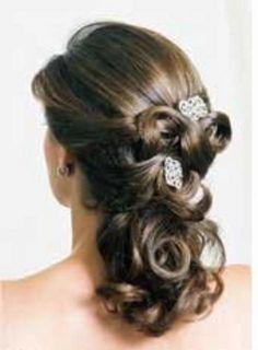 curly half updo for wedding.jpg