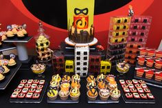 The Incredibles Birthday Party Ideas | Photo 5 of 18 | Catch My Party