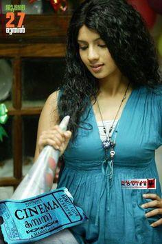 Sruthi Hariharan in Cinema Company Movie