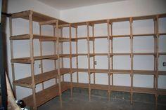 Garage Shelving - AR15.Com Archive
