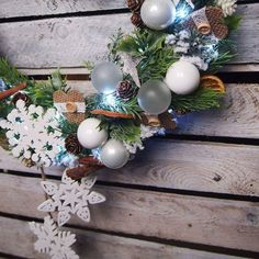 www.facebook.com/KateDecowianki/ #wianek#katedecowianki#święta#wianekbozonarodzeniowy#dekoracje#dodatkidodomu#ozdoby#ozdobyświąteczne##dekoracjewnetrz#prezent#zima#christmas#xmas#homedecor#handmade#homesweethime#decorations#winter