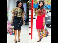 Ankara Styles by Mawuli African Print Dresses, African Print Fashion, African Fashion Dresses, African Dress, Ankara Fashion, Africa Fashion, African Prints, African Attire, African Wear