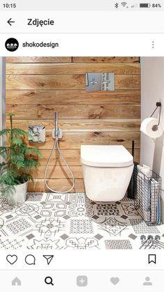 Powder room Powder powderrooms Room is part of Bathroom - Coastal Powder Room, Tiny Powder Rooms, Modern Powder Rooms, Bathroom Design Small, Bathroom Layout, Bathroom Interior Design, Modern Bathroom, Interior Ideas, Small Toilet Room