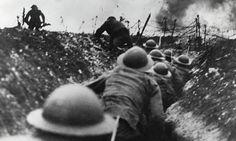 Guerra de Trincheras Primera Guerra Mundial