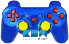 Superman PS3 Controller - KwikBoy Modz #customcontroller #supermancontroller #moddedcontroller #supermanps3controller #superman #superhero #ps3 #ps3controller