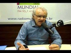 Arte do Equilíbrio - Alcides Melhado Filho - 07-11-2014 - Radio Mundial